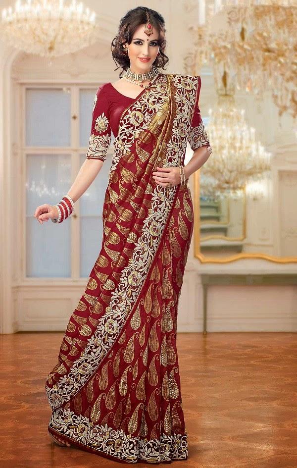 Hindu Women Clothes