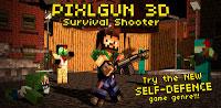 Download Game Pixlgun 3D – Survival Shooter android 2013