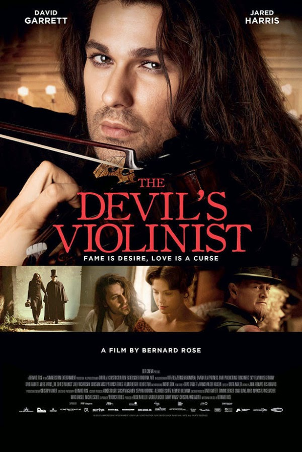 Ver The Devil's Violinist (2013) Online