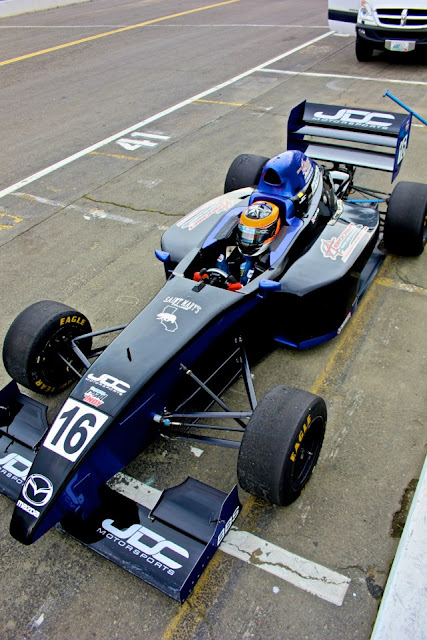 Completed Formula Car after painting at Almost Everything Auto Body