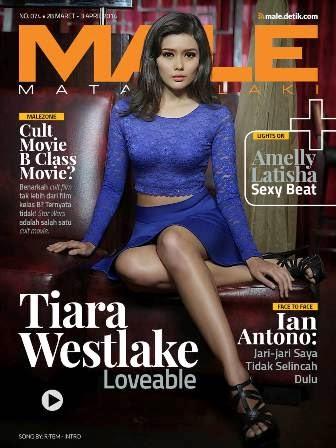 MALE Mata Lelaki 074 Tiara Westlake