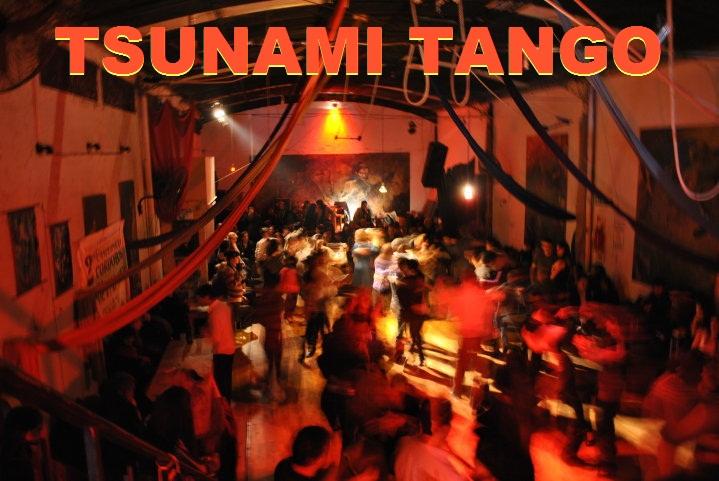 TSUNAMI TANGO