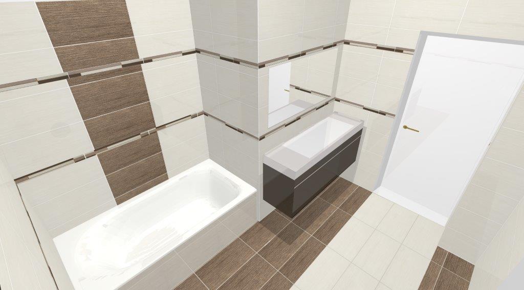 Fürdőszoba Csempe Barna ~ Otthoni Tervezés Inspiráció