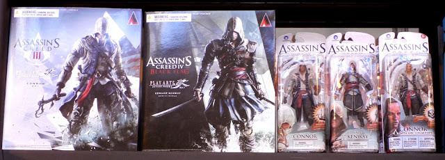 assasin's creed figuras coleccionista