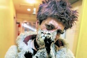 """Denuncian a Pity Alvarez por rifar un mono que """"le garchaba"""