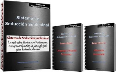 sistema de seduccion subliminal mr tomas libro Sistema de Seducción Subliminal   Mr. Tomas [Libro]