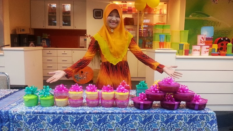 Tupperware Malaysia: Tupperware Comel Lote