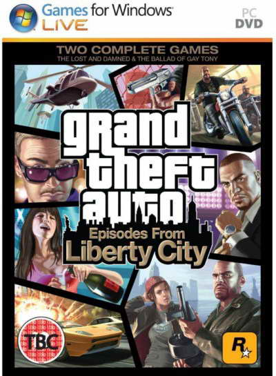 Grand Theft Auto Episodes From Liberty City PC game