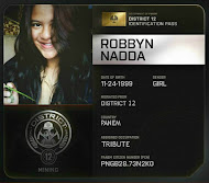 Hunger Games ID CARD
