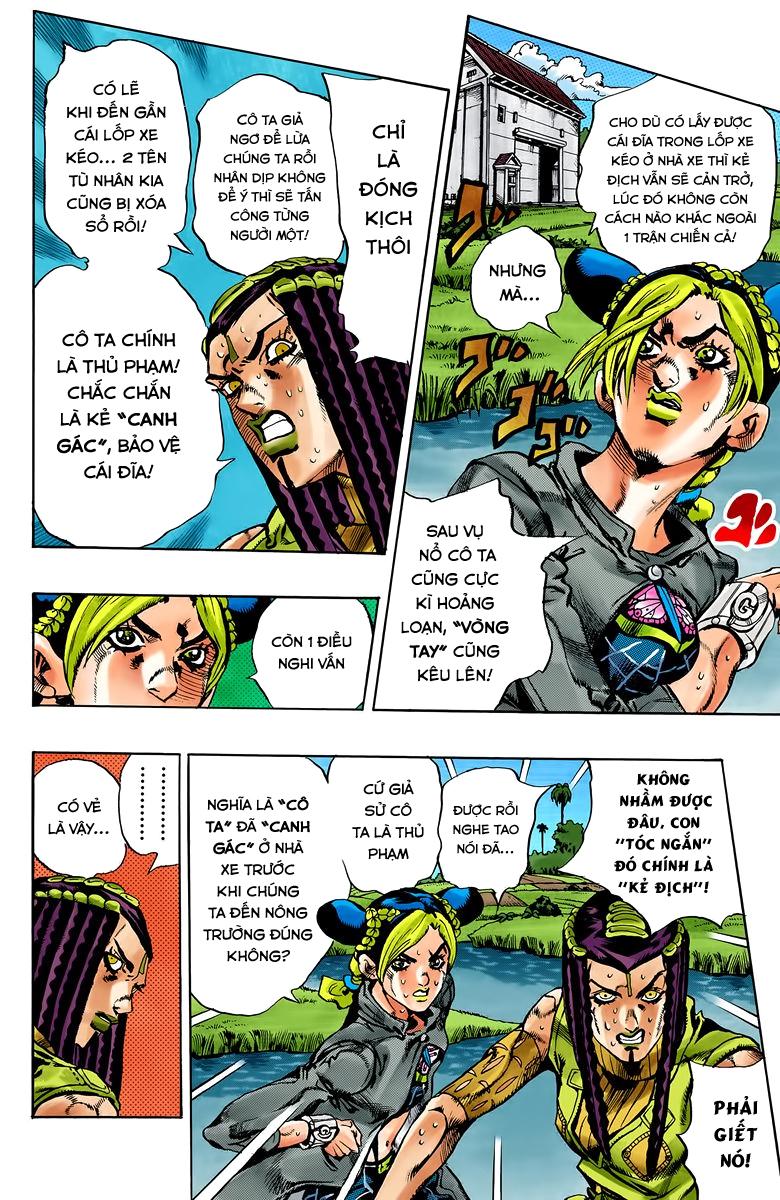 JoJo's Bizarre Adventure Chap 622 - Trang 5