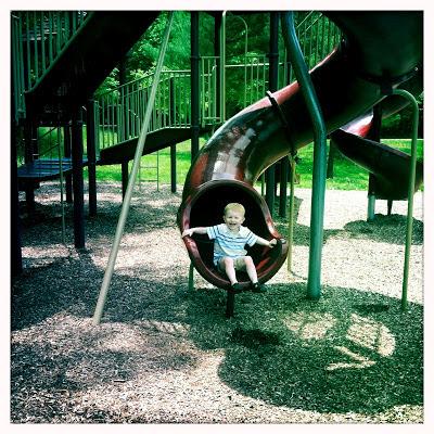 Porter's Favorite Slide
