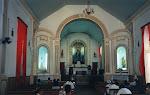 Igreja de N.ª Sr.ª da Luz (interior)