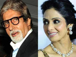 Amitabh Bachchan And Sridevi, Most Admire Actor, Bollywood News, Bollywood Masala