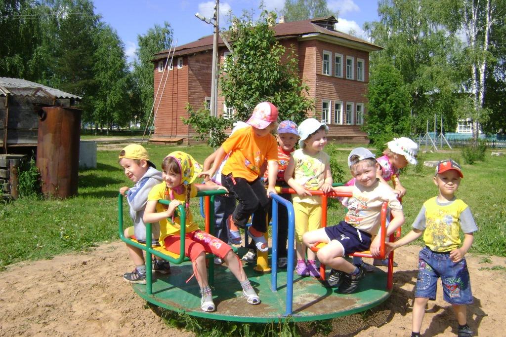 Завхоз в детском саду