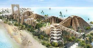 Bab al Bahr tower al marjan