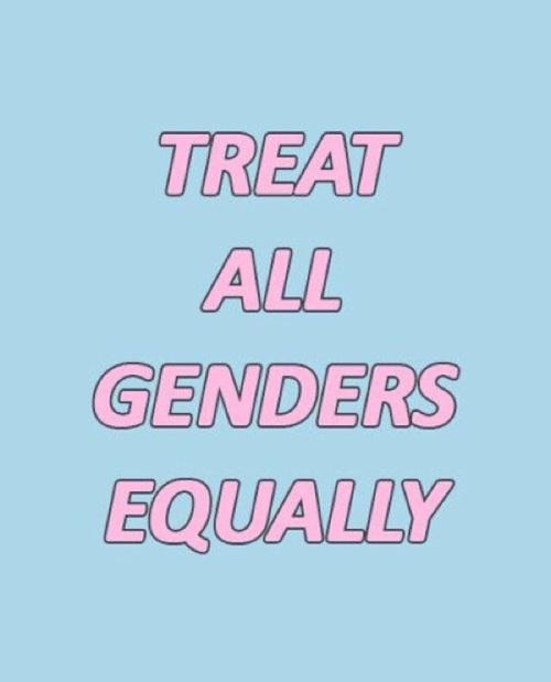 Proud Feminist.