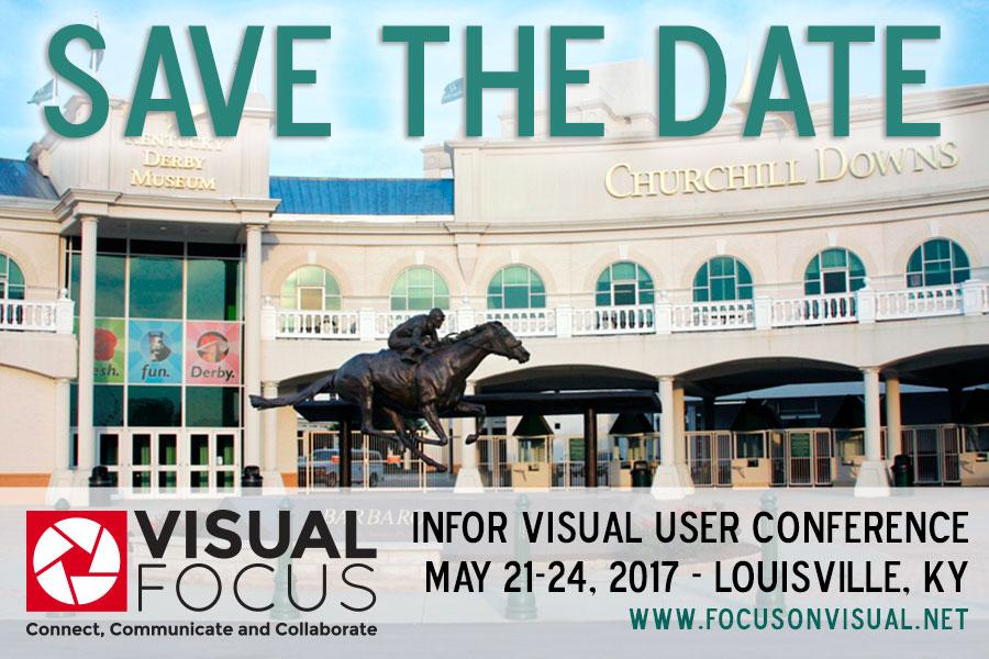Join us at VISUAL Focus!