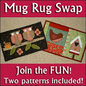 Mug Rug Swap 2013