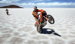 Salar de Uyuni - Dakar por Bolivia - Dakar 2014