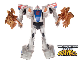 Hasbro Transformers Prime Beast Hunters Smokescreen