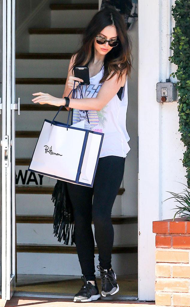 Megan Fox in Kiss Tee