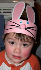 Our Easter Bunny Hat