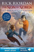 bookcover of  The Son of Sobek (Kane Chronicles) by Rick Riordan