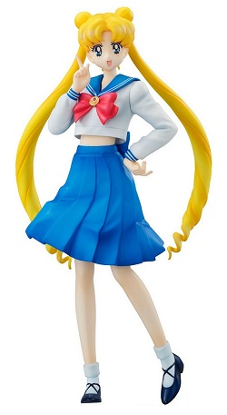 SAILOR MOON USAGI TSUKINO WORLD STATUE