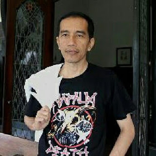 Jokowi Metal