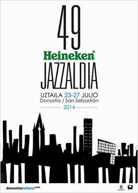 Donostia- Jazzaldia  2014