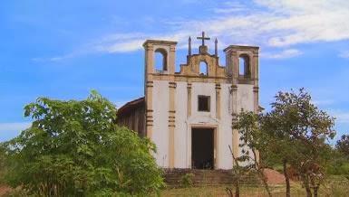 Os mistérios e encantos do Entorno do DF - Igreja erguida por portugueses na região de Planaltina de Goiás é encontrada depois de meio século esquecida