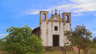 Igreja é encontrada por agricultor em pleno cerrado de Goiás
