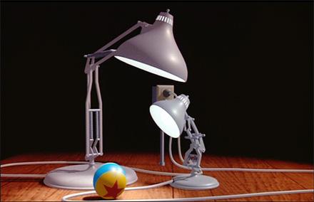 pixar lamp name. pixar lamp logo. lamp has