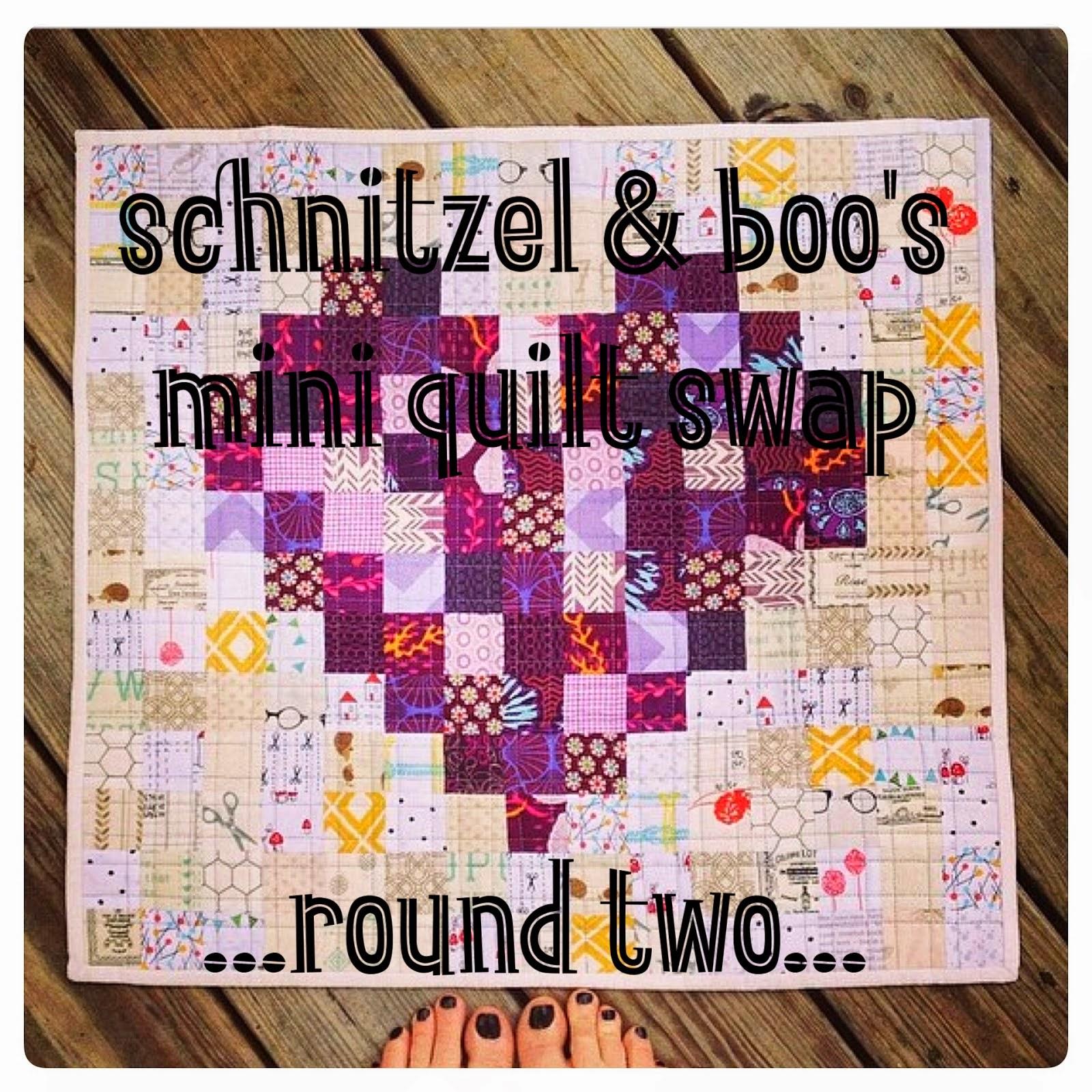 http://www.schnitzelandboo.com/2014/05/schnitzel-boo-mini-quilt-swap-round-two.html