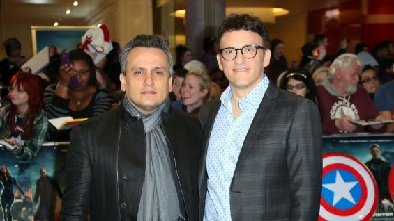 Joe and Anthony Russo BeritaSuperhero.Com
