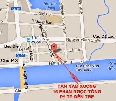 Trang chủ Đàn Bến Tre Tân Nam Xương.