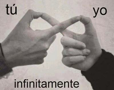 tu y yo infinitamente