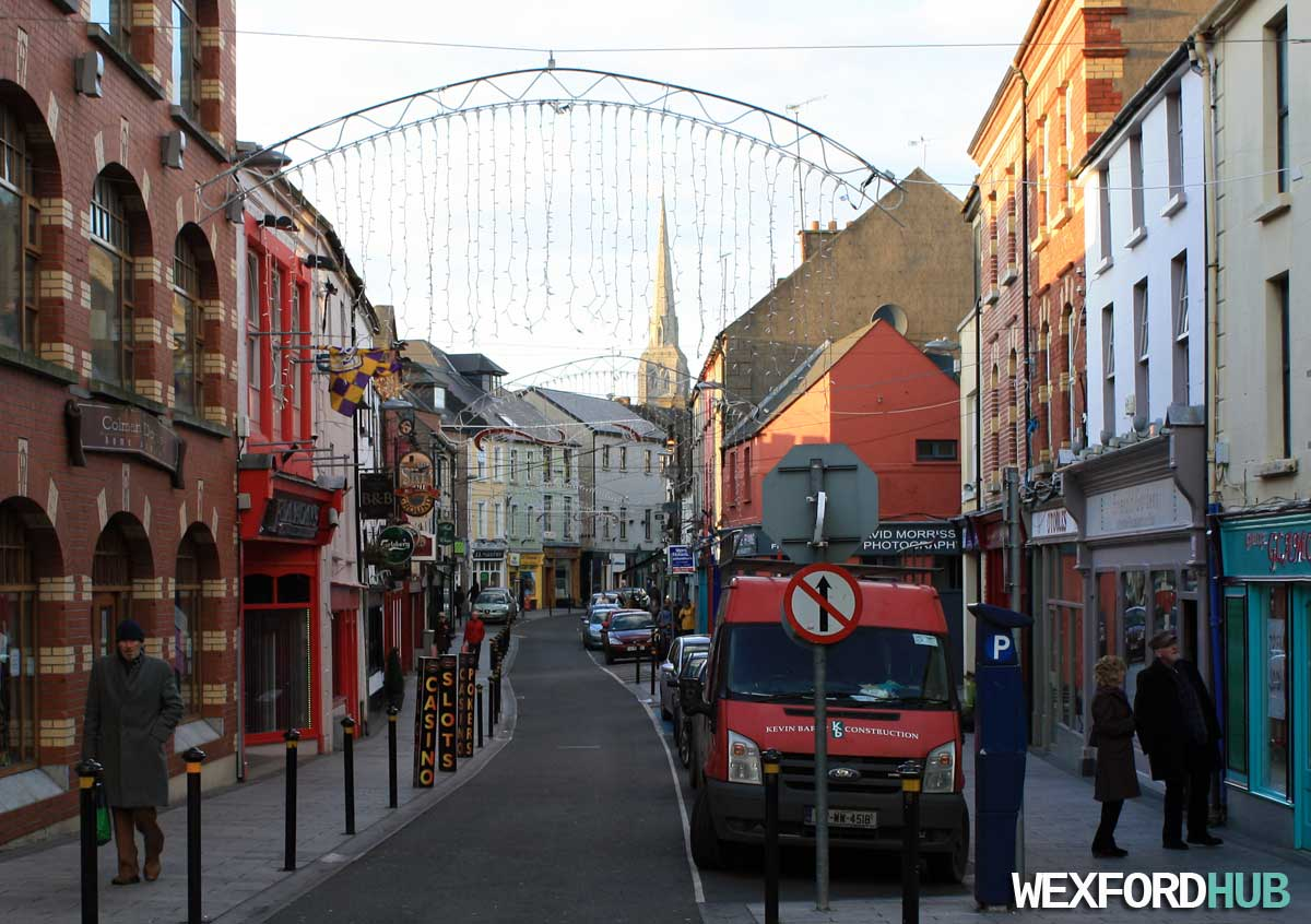 St. Main Street Wexford