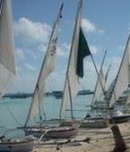 Tradisi Lomba Perahu Katir