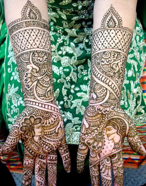 The Peak Indian Mehndi Designs 2013