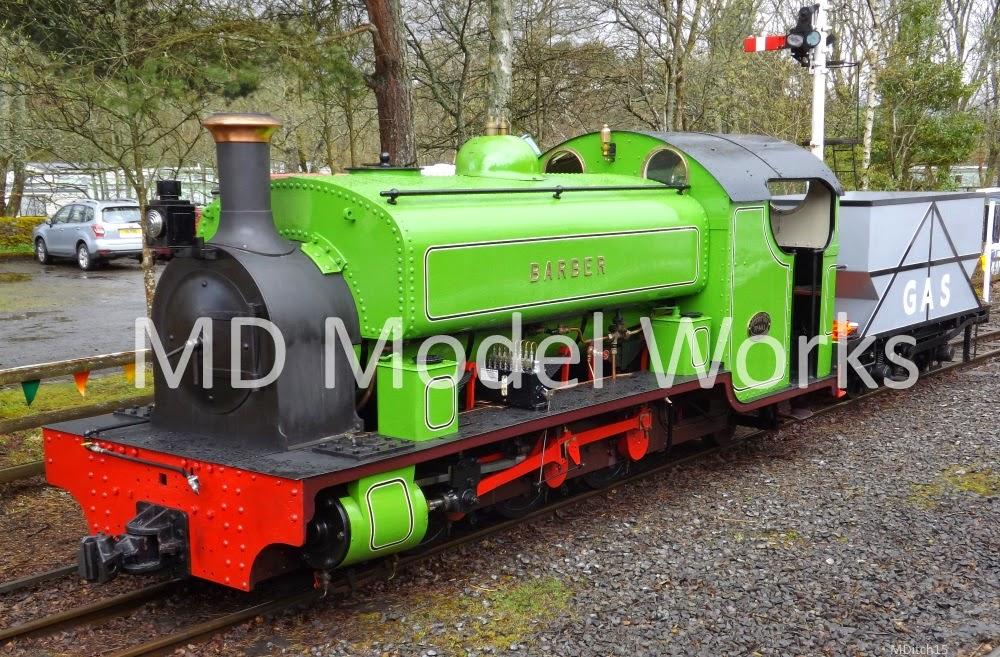 MD Model Works