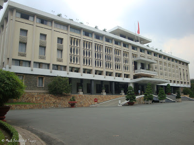 Reunification Palace Vietnam Photo 3