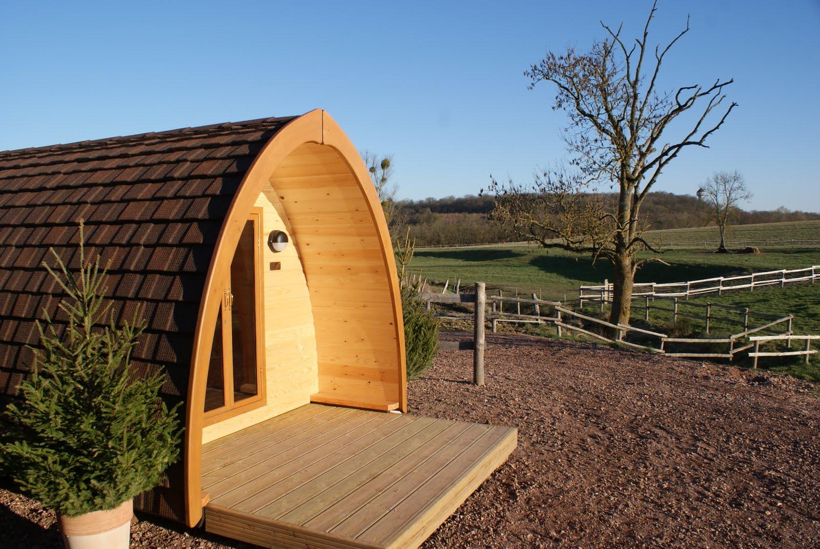 Casa di legno confortevole - Costruire casa di legno ...