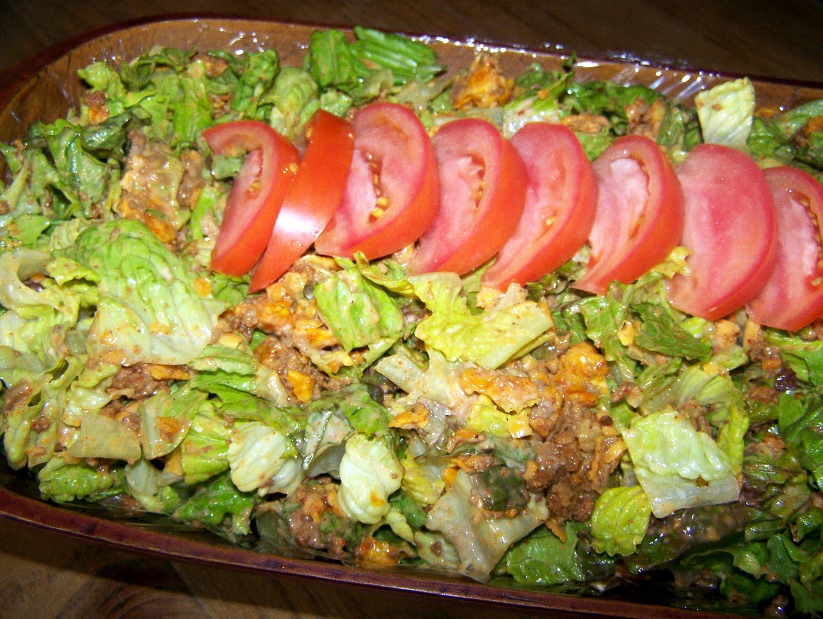 TheKitchenCookie: Summer Taco Salad