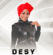 Desy X factor indonesia 2015