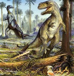 Dampak Alogaritma Google Dinosaurus