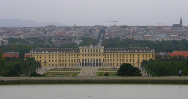 Wiedeń Schonbrunn