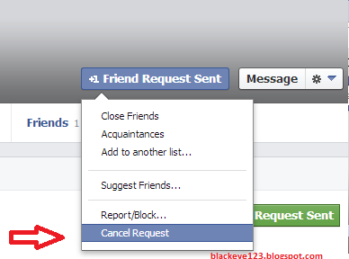 how to cancel your facebook