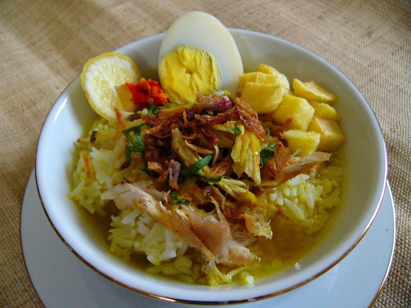 Cara Membuat Soto, Resep Masakan Soto Ayam