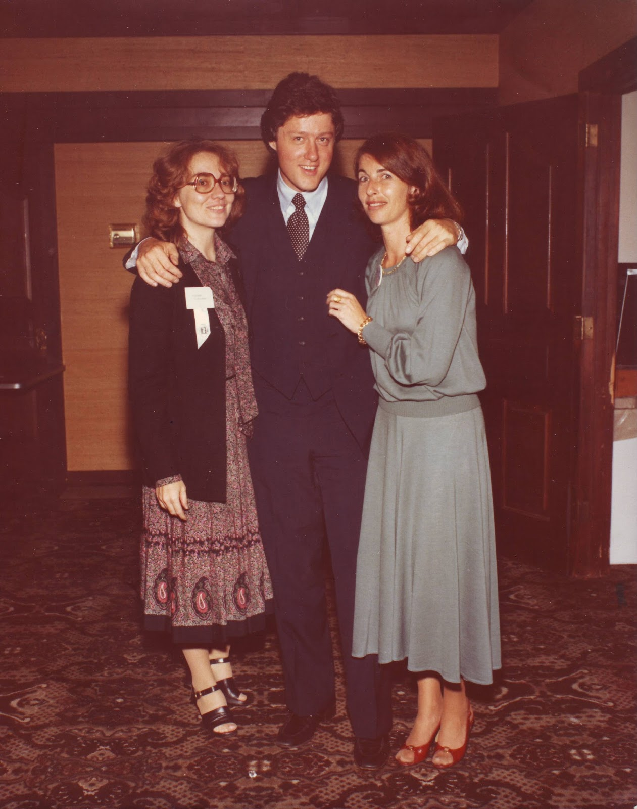 bill clinton 1975 - photo #23